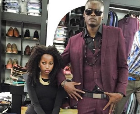 The Go Down Low artistes Pallaso and Sheebah