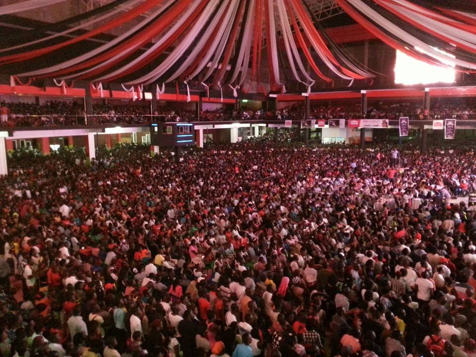 King Saha's concert was completely sold out.