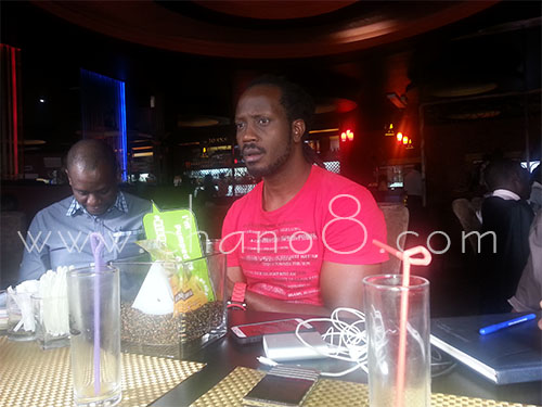 Bebe Cool talks about his listeners party.