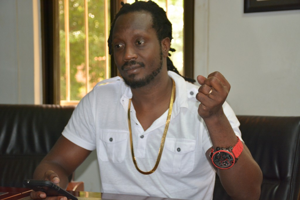 Bebe Cool is living larger than life