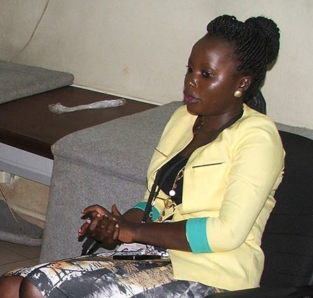 Sanyu Robinah Mweruka has allegedly quit Bukedde TV