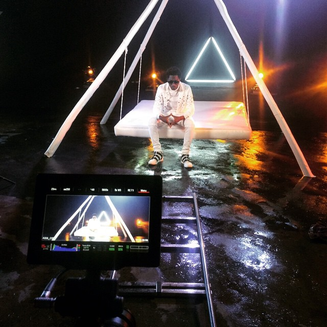 Behind the scenes: A pass' Twazikoze video shoot