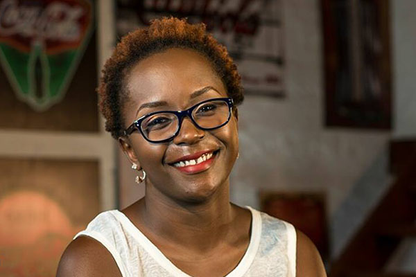 Kansiime gives her fans  a reason to believe