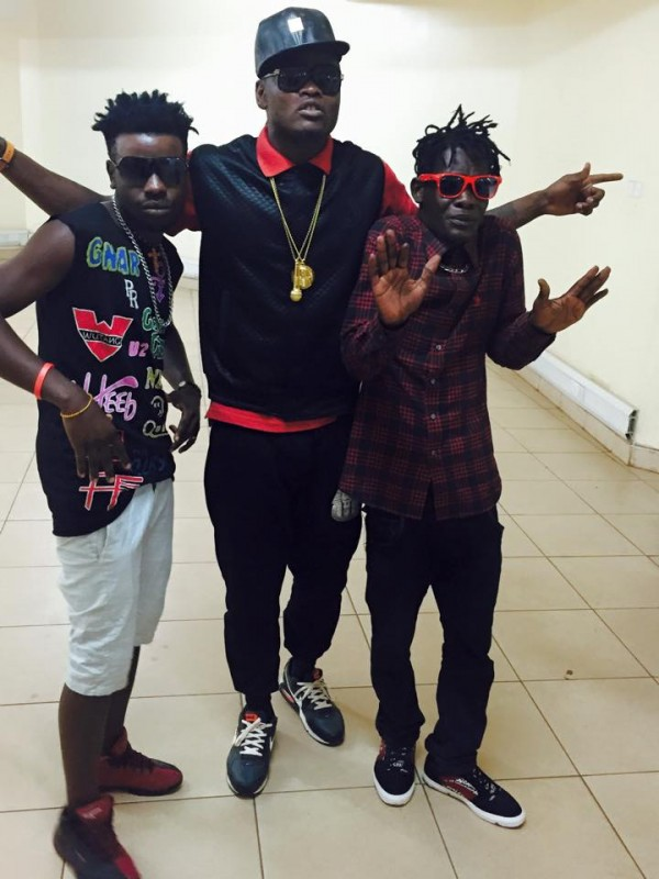 Excitement as Pallaso's Twatoba concert draws closer