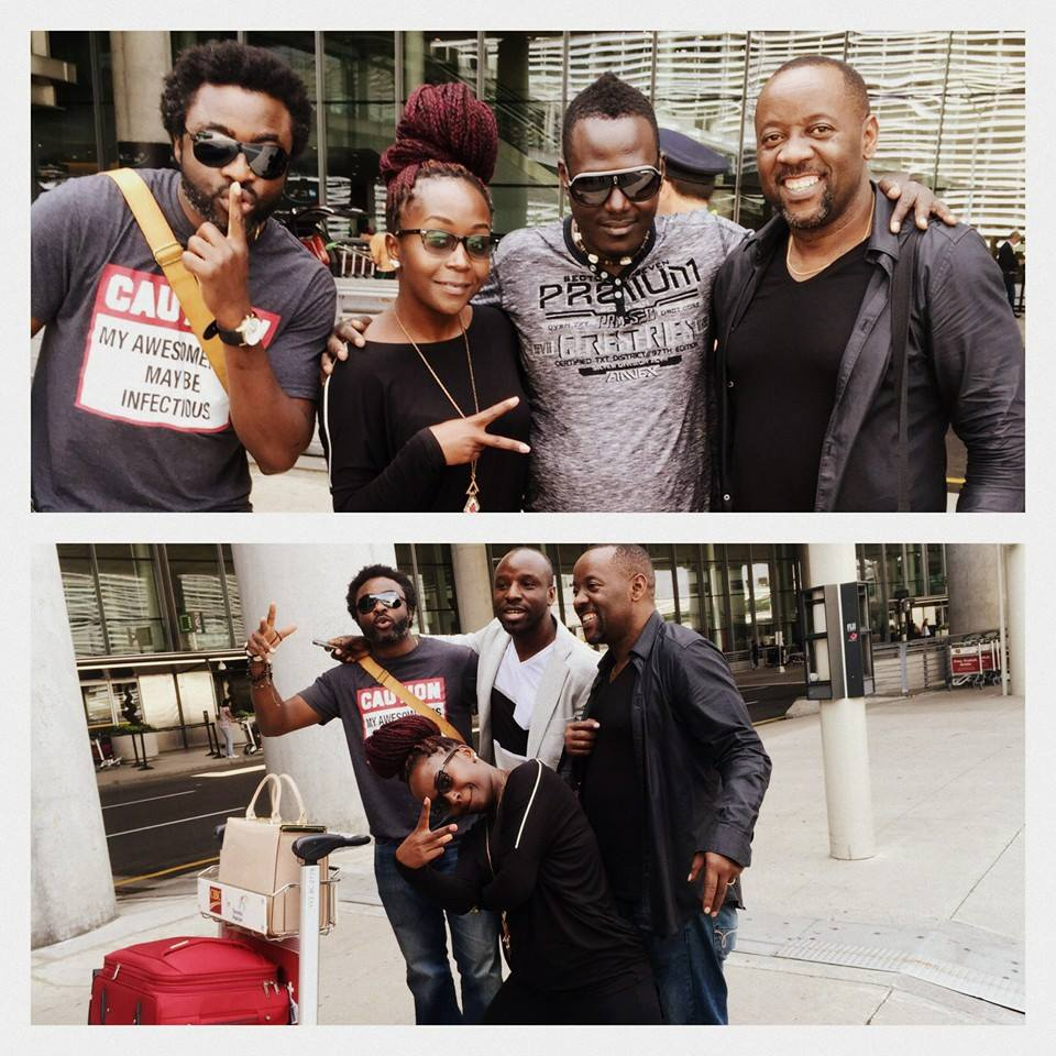 Kansiime lands in Canada