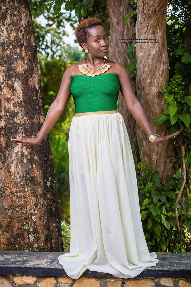 Kansiime on the rise