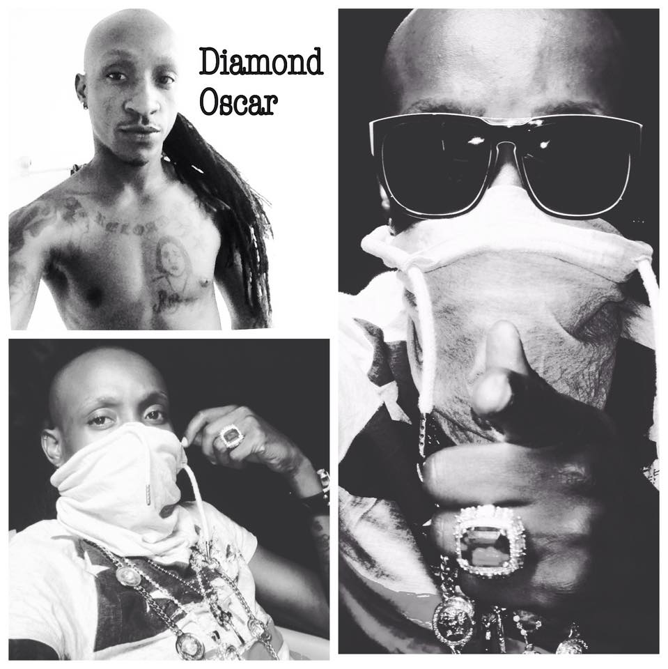 Diamond Oscar's new look shocks fans