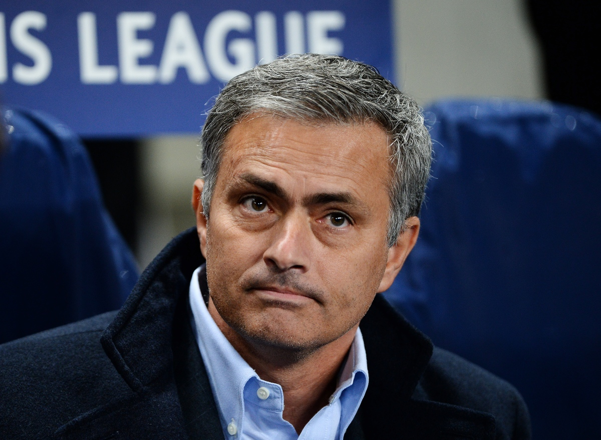 It's an end of an era for the special one Jose Mourinho
