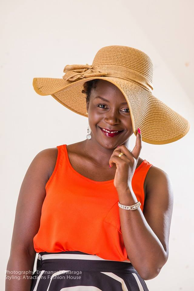 Anne Kansiime simply flawless