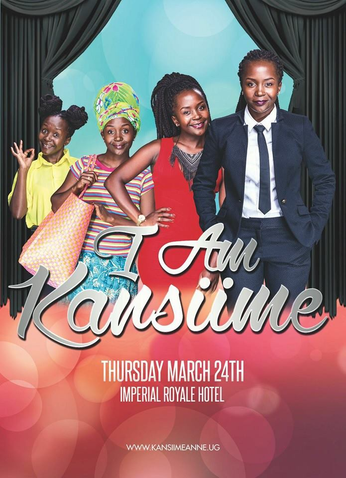 Mark the date Kansiime is finally ready