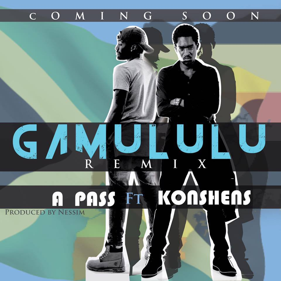 A Pass to release his collaboration with Konshens soon