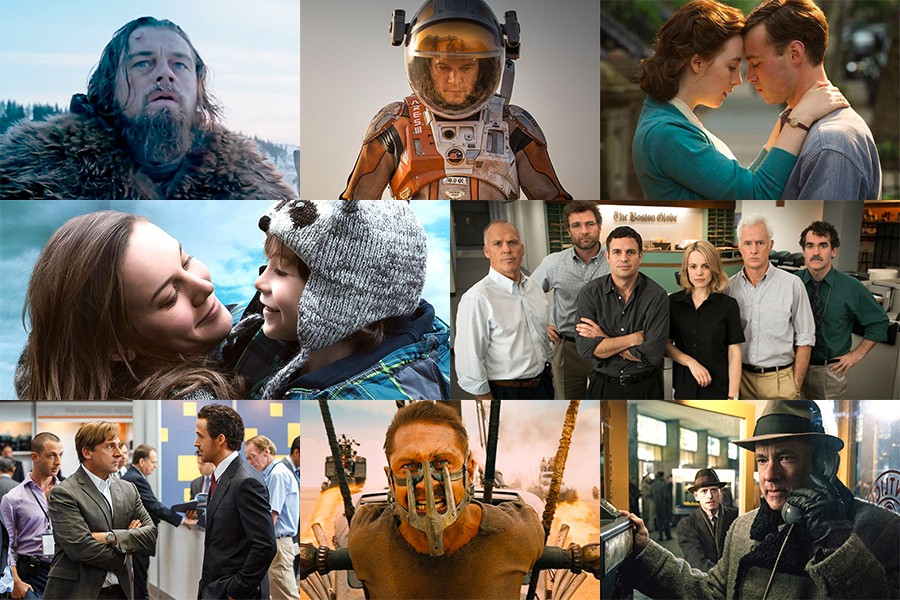 Some of the Oscar nominees