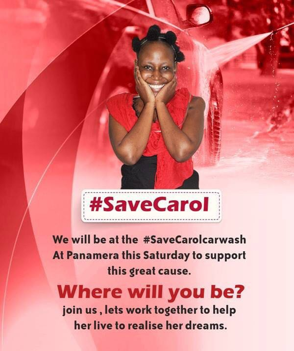 Bobi Wine and several other celebrities have shown their good will in helping fundraise for carol