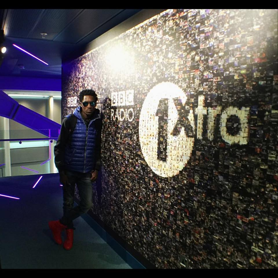 A Pass hosted on BBC1 Xtra