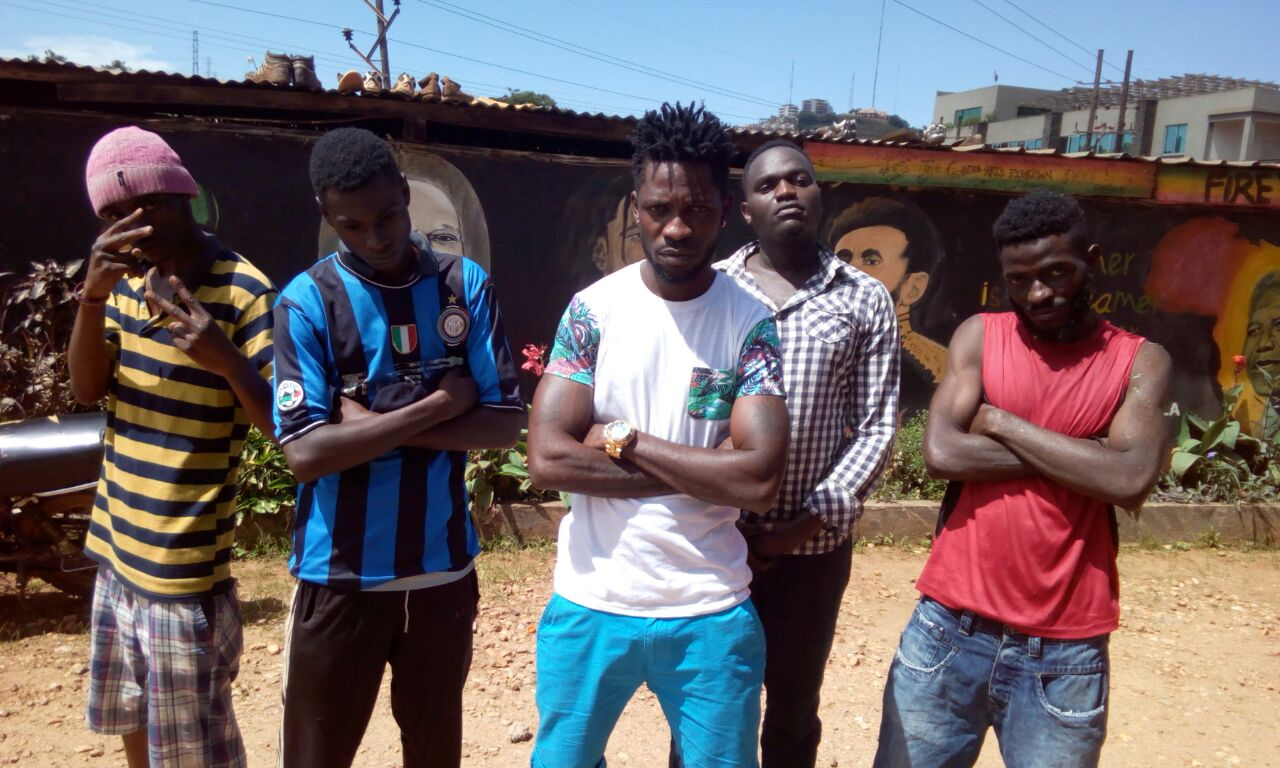 Bobi Wine's colleagues were released a few days after