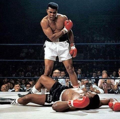 Muhammad Ali was a great inspiration to many people