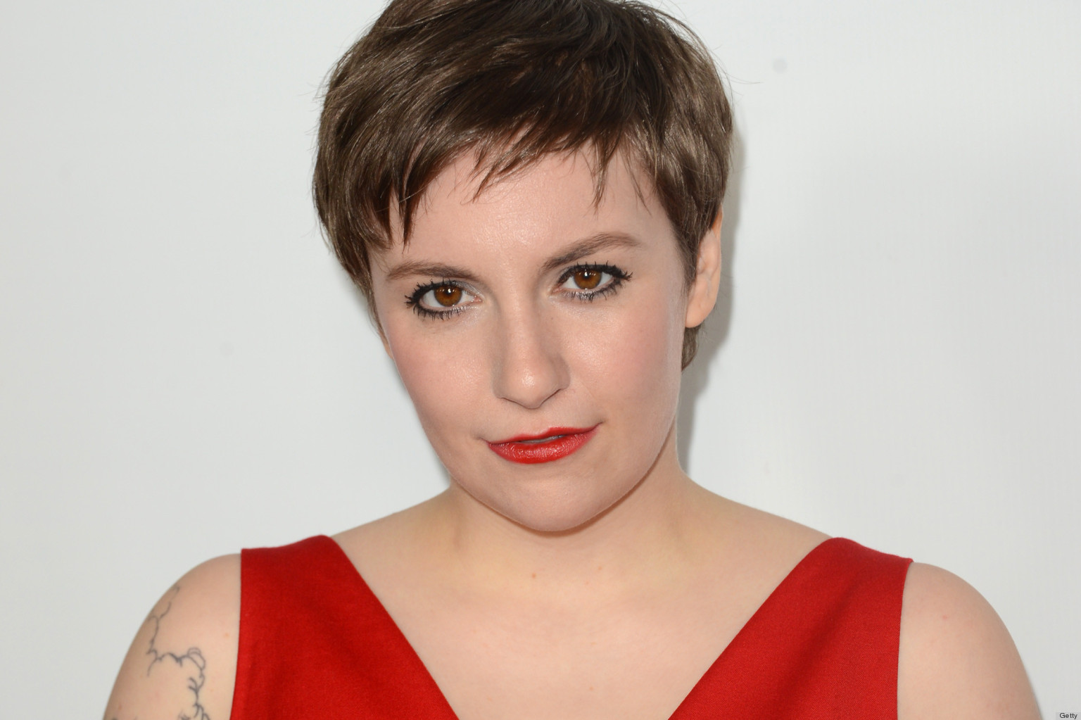 Lena Dunham found the famous video demeaning
