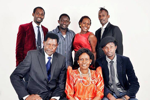 The Kirya family