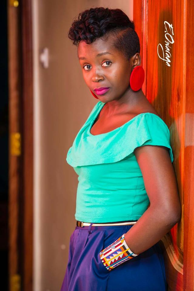 Ann Kansiime nominated for a Beffta award