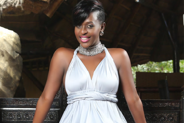 A happy birthday to the amazing Lillian Mbabazi