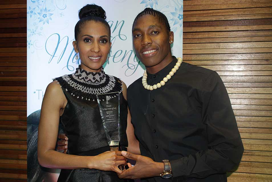 caster-semenya-receives-athletic-excellence-award